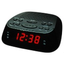 AM /FM PLL Radio 0.6'' LED Alarm Clock  (Hong Kong)