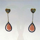 Gemstone Earring (India)