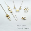 S925 / Stainless Steel Fashion Jewelry Set S7 (China)