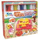 Educational Creative 1lbs Apple Green Clay Grill Party Dough Pack (Hong Kong)